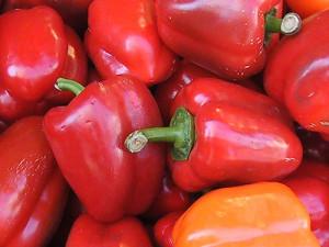 Paprika a finom paleolit receptek zöldsége