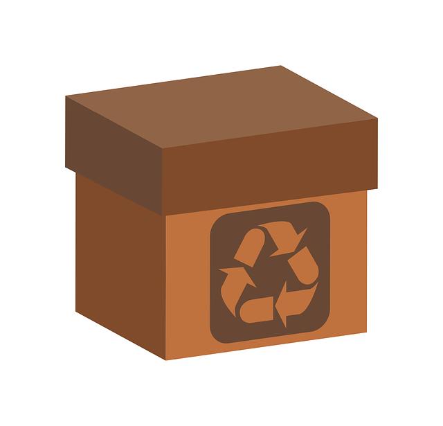 környezetbarát csomagolóanyag
