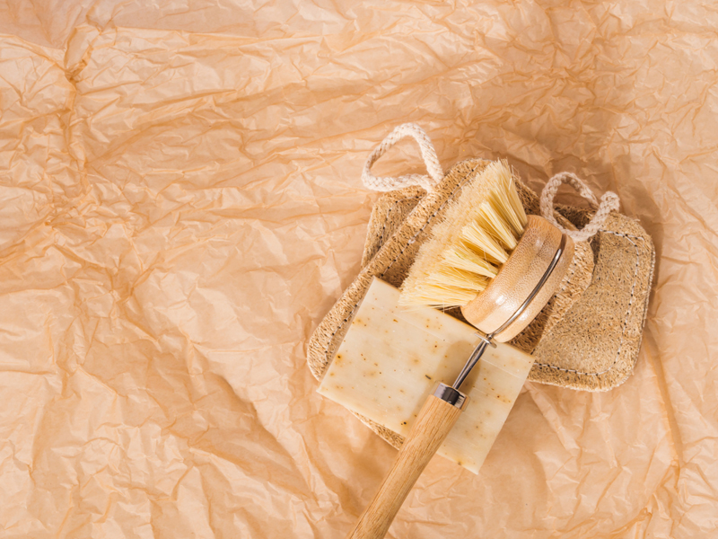 környezetbarát tisztítószerek házilag