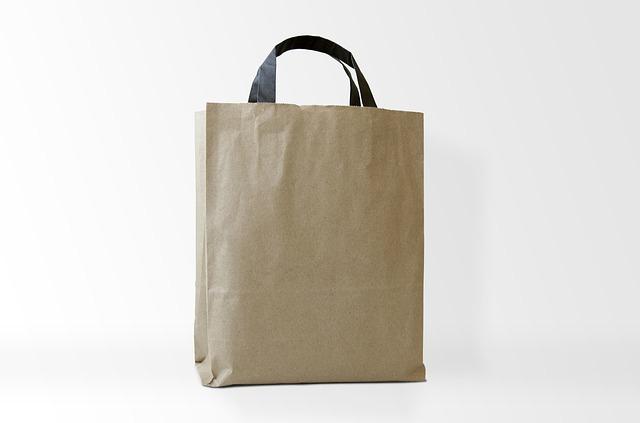 papír táska