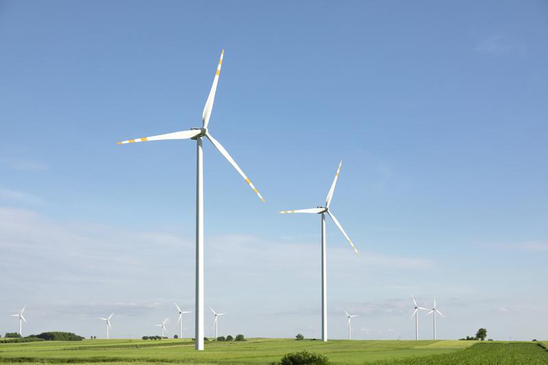 szélgenerátorok